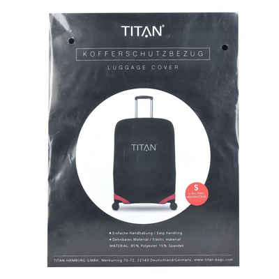 TITAN® Kofferhülle »Luggage Cover«, Polyester