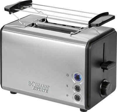 BOMANN Toaster TA 1371, 850 W