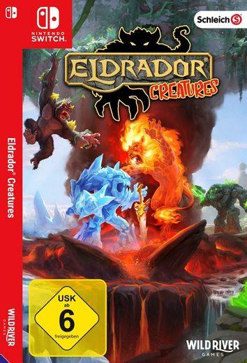 Eldrador Creatures Nintendo Switch