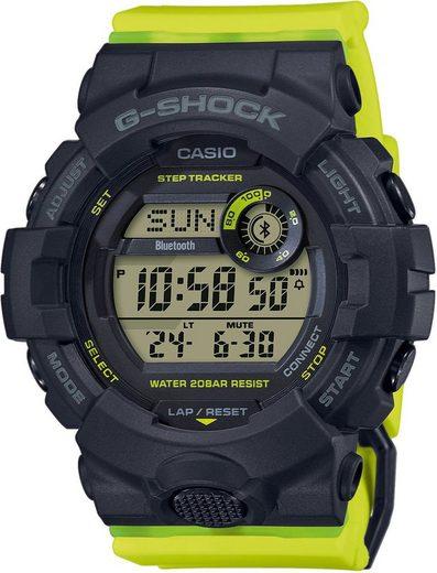 CASIO G-SHOCK GMD-B800SC-1BER Smartwatch