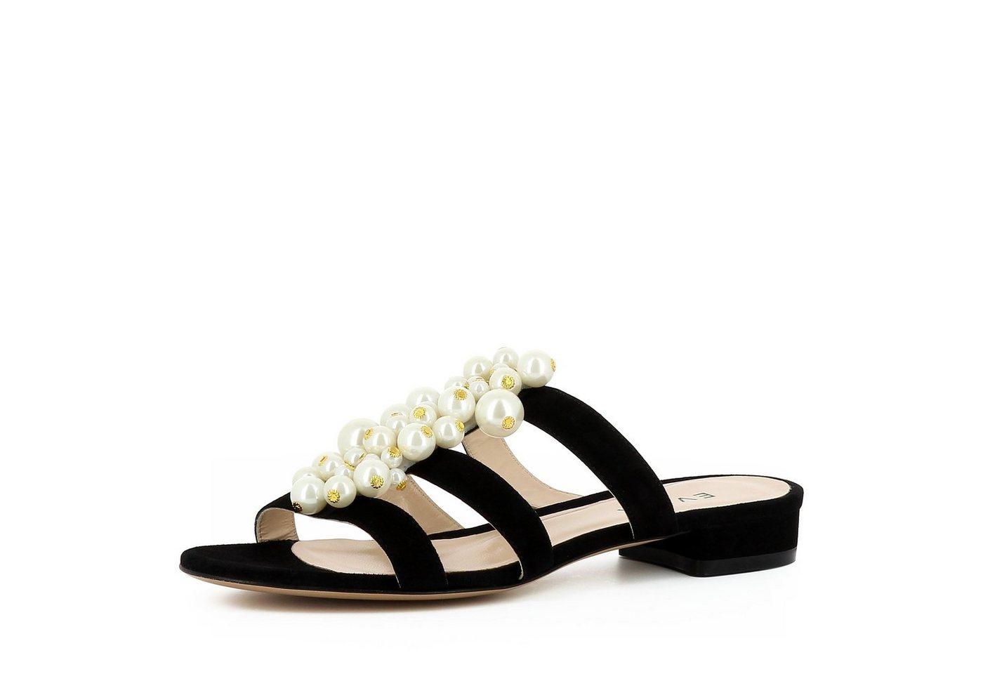 Evita »SALVINA« Pantolette | Schuhe > Clogs & Pantoletten | Schwarz | Evita