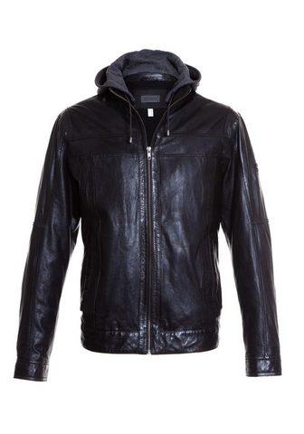 JCC Куртка кожаная с heraustrennbarer Stof...