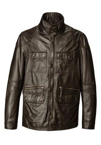 Куртка кожаная с angenehmen Komfort &r...