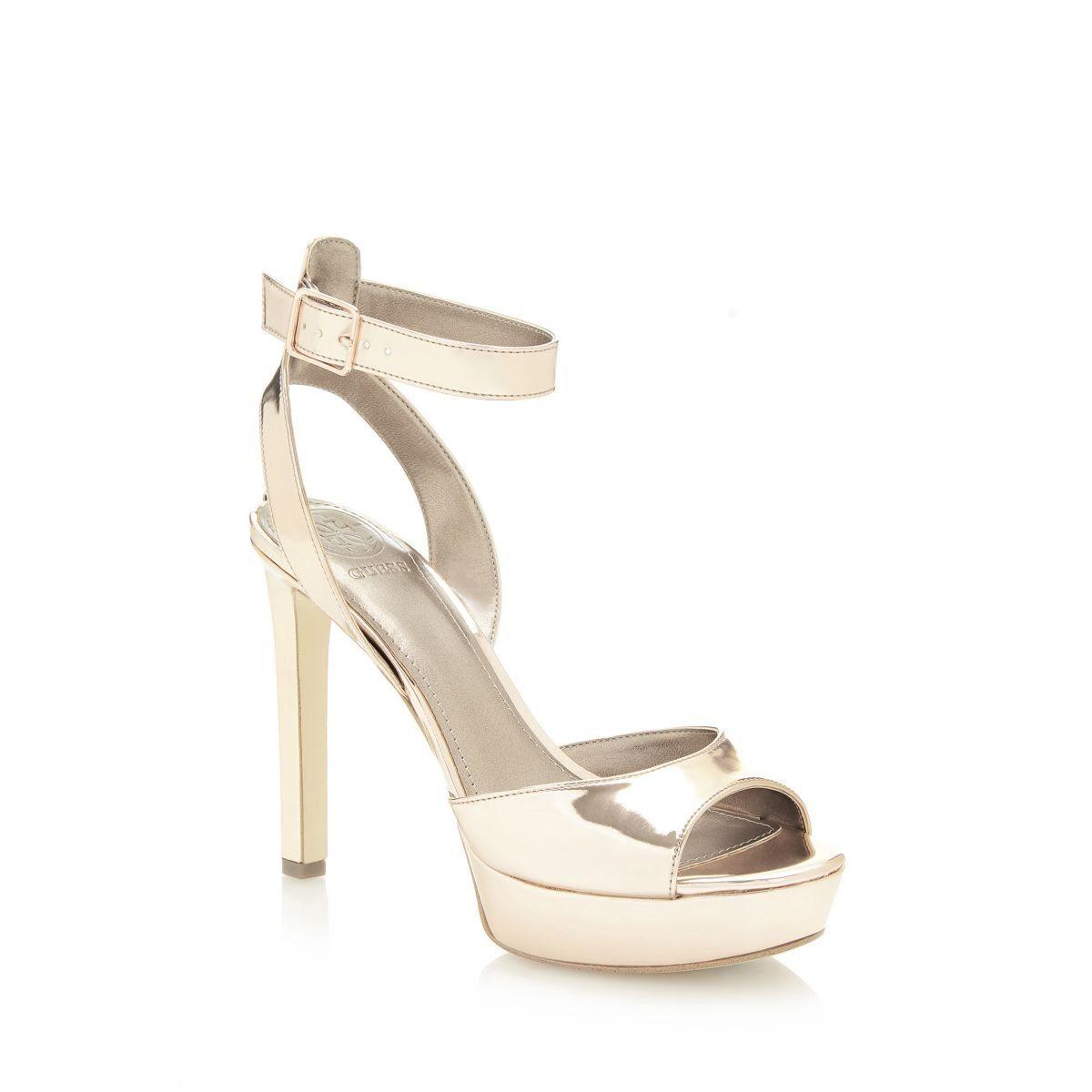 Guess Sandale online kaufen  goldfarben