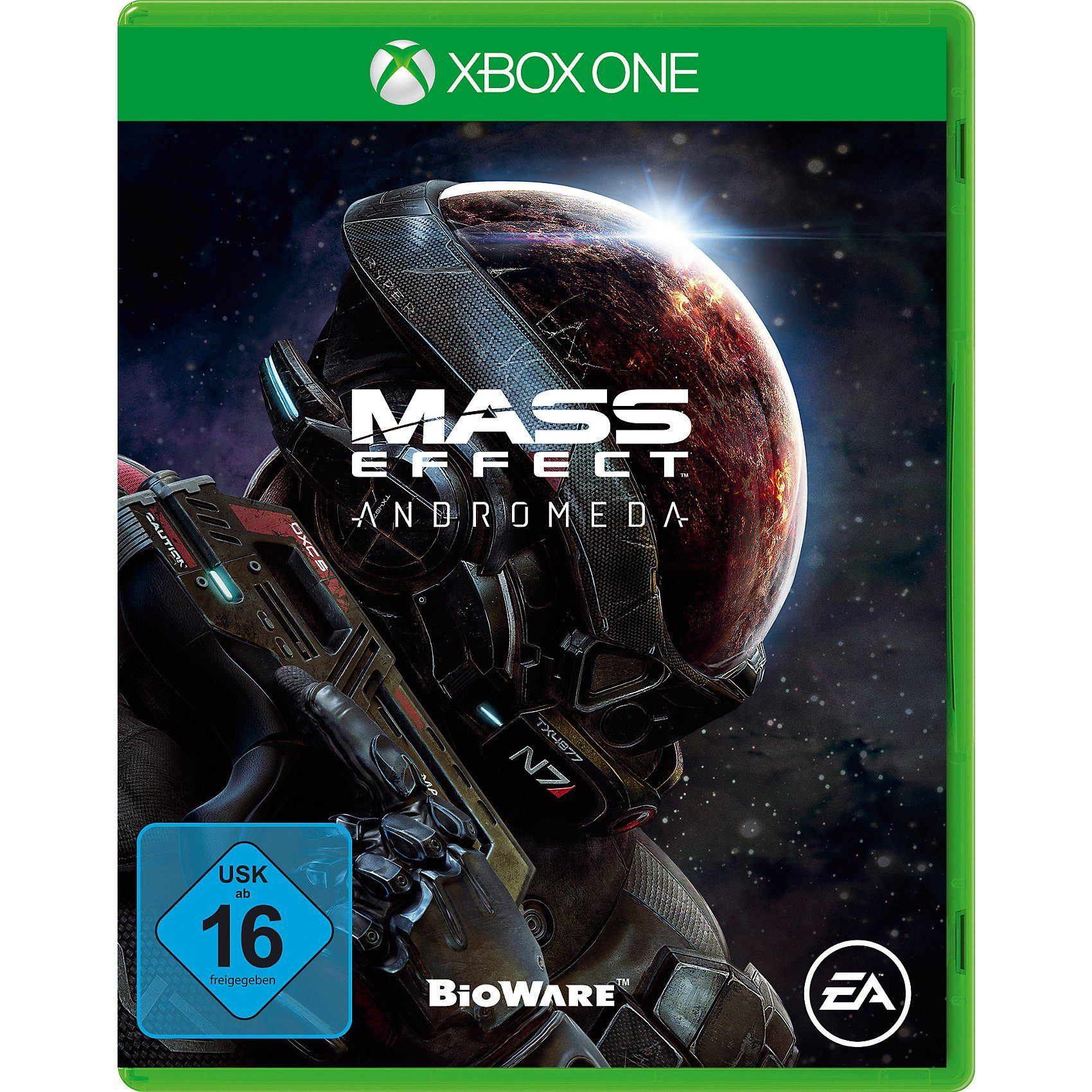 ak tronic XBOXONE Mass Effect Andromeda