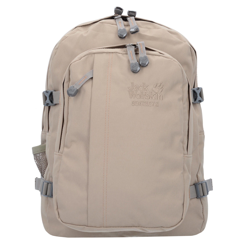 Jack Wolfskin Berkeley Rucksack 40 cm, Ausstattung: Tasche(n) außen, Tasche(n) innen online kaufen | OTTO