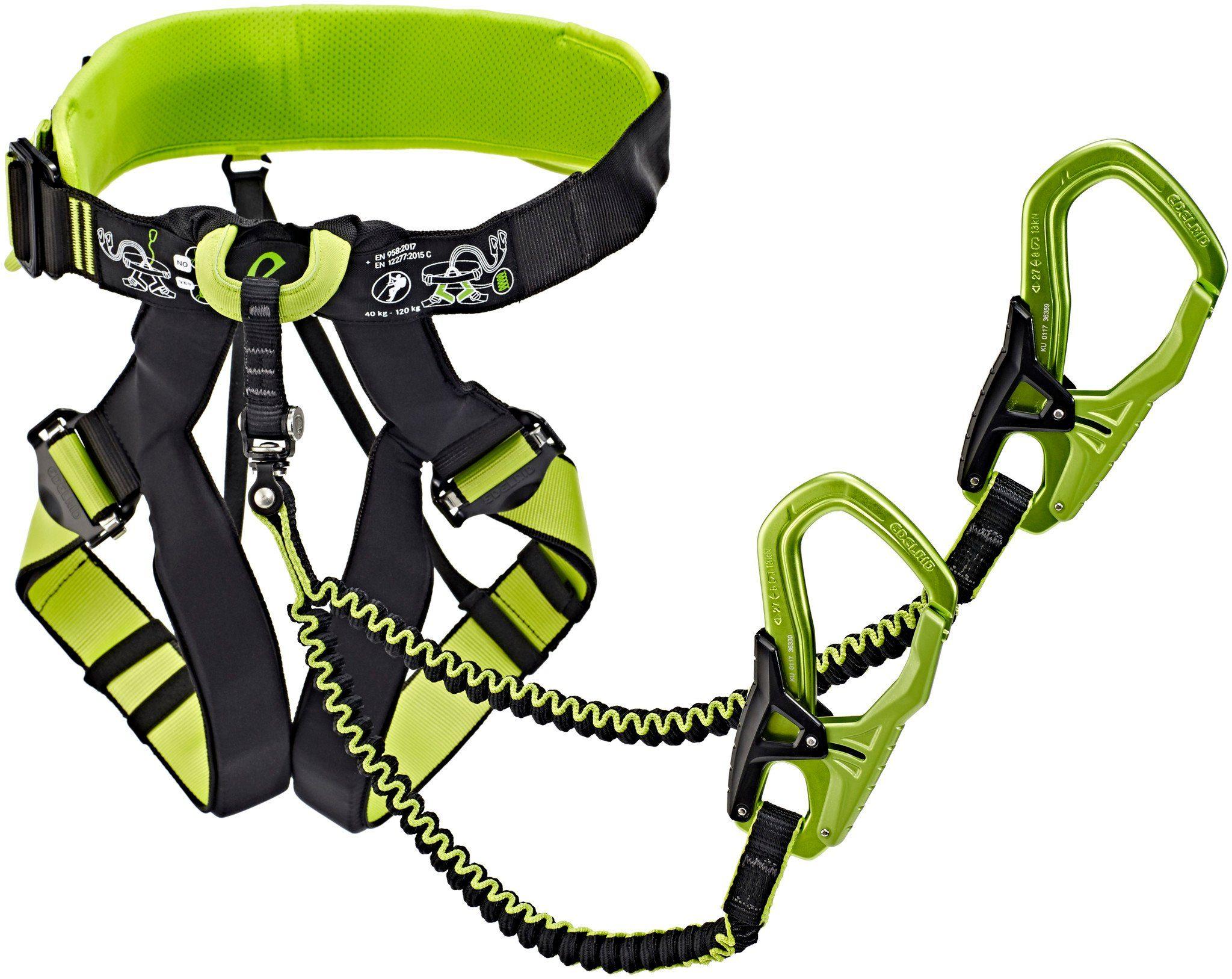 Edelrid Klettergurt »Jester Comfort Harness«