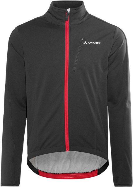 VAUDE Softshelljacke »Spectra II Softshell Jacket Men« | Bekleidung > Jacken > Softshelljacken | Schwarz | Polyester | VAUDE