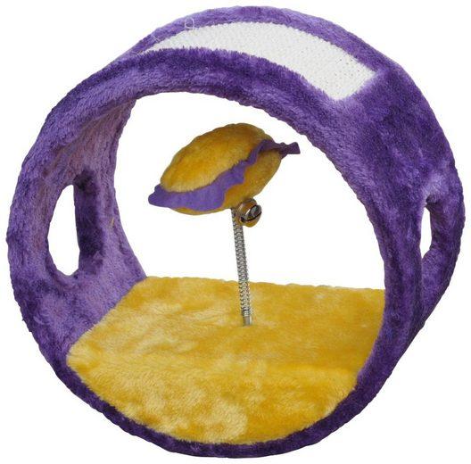 SILVIO design Tierball »Spielrad«, Plüsch