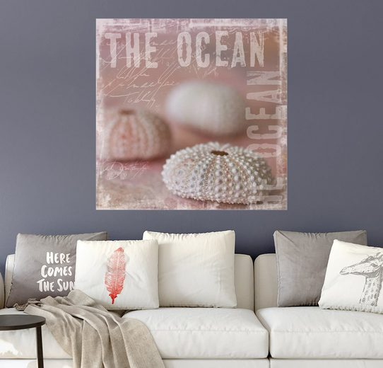 Posterlounge Wandbild - Andrea Haase »At the beach«