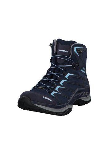 Damen Lowa Innox GTX Mid 320607-6917 Stiefel blau | 04056264071863