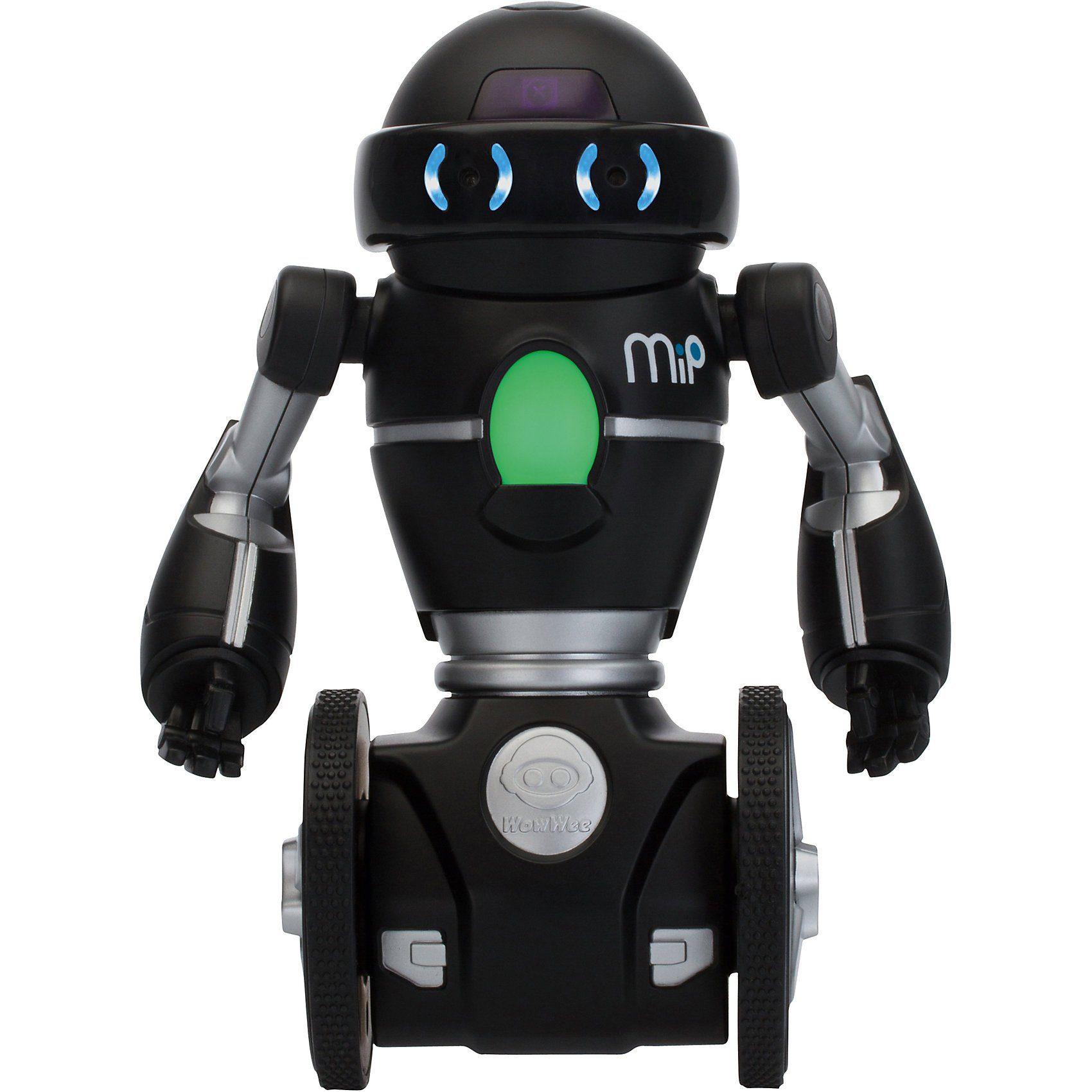 WowWee® MiP Roboter, schwarz