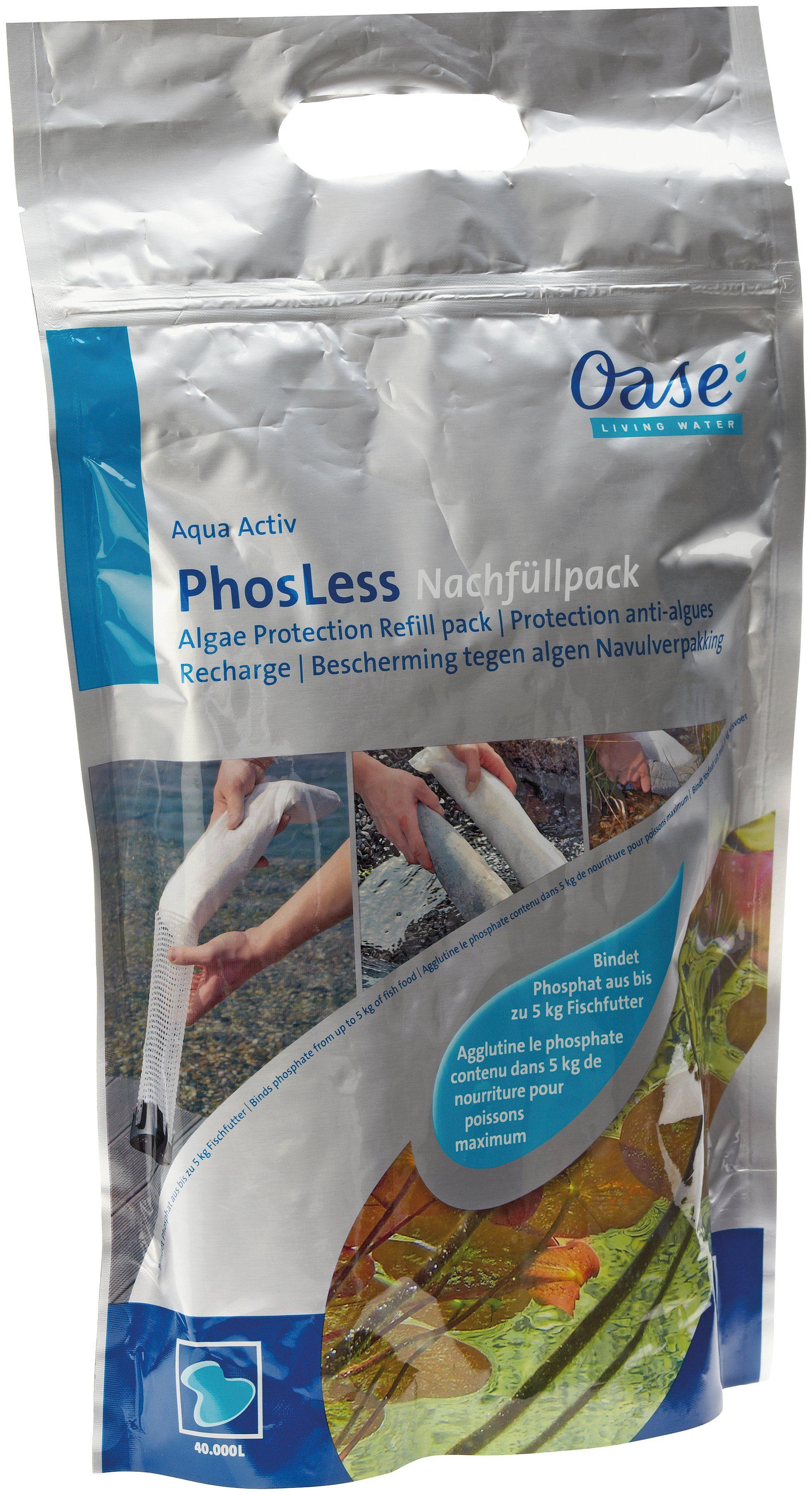 OASE Algenschutzmittel »AquaActiv PhosLess«, Nachfüllpack