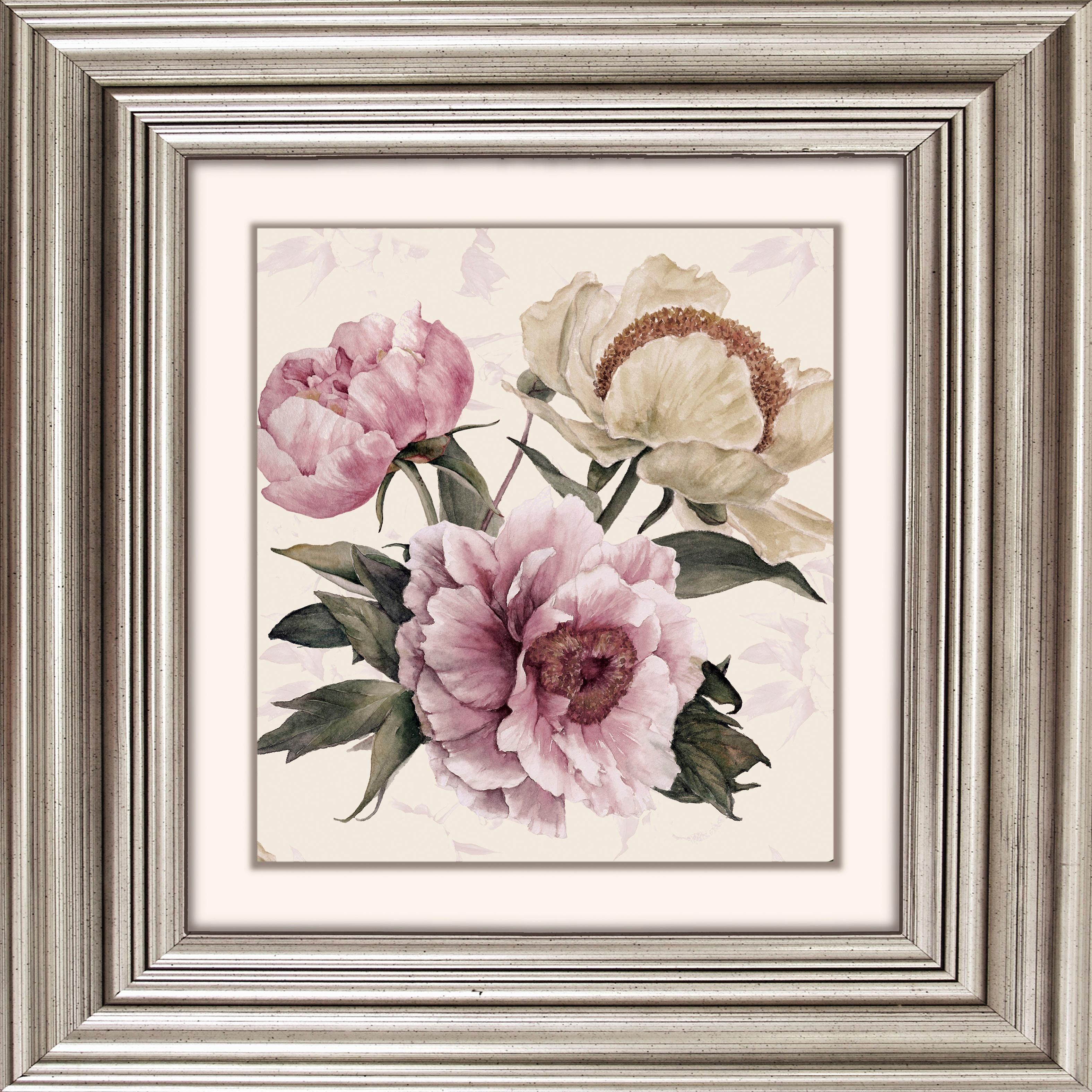 Acrylglasbild »Blüten II«