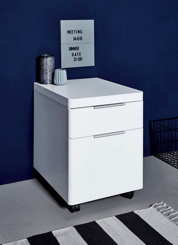 Jahnke Rollcontainer CU-Libre C 40 weiß | 04050088026085