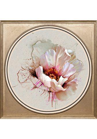 Paveikslas »Weiße Blüte«