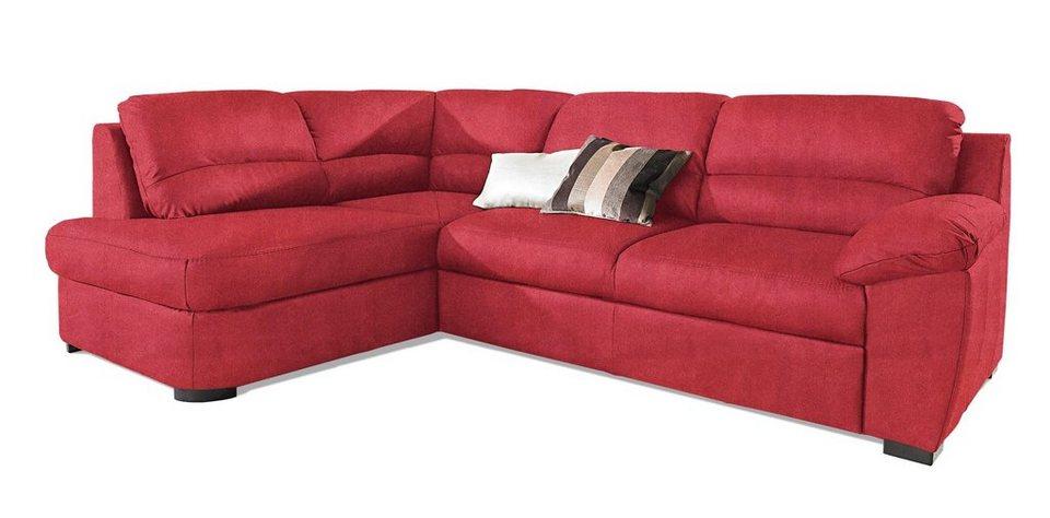 cotta ecksofa auch mit bettfunktion online kaufen otto. Black Bedroom Furniture Sets. Home Design Ideas