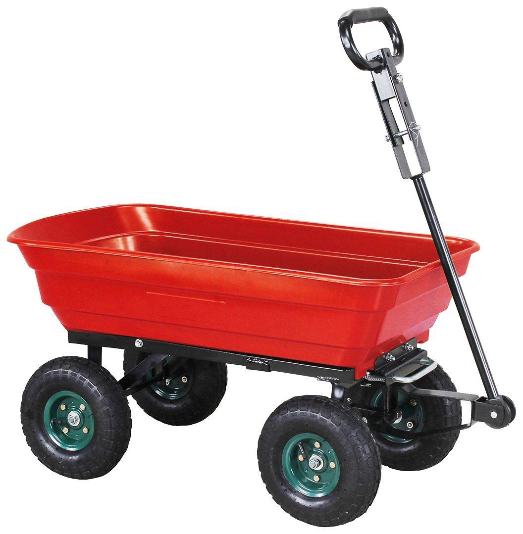 MIWEBA Bollerwagen »Dumper«, Traglast 300 kg