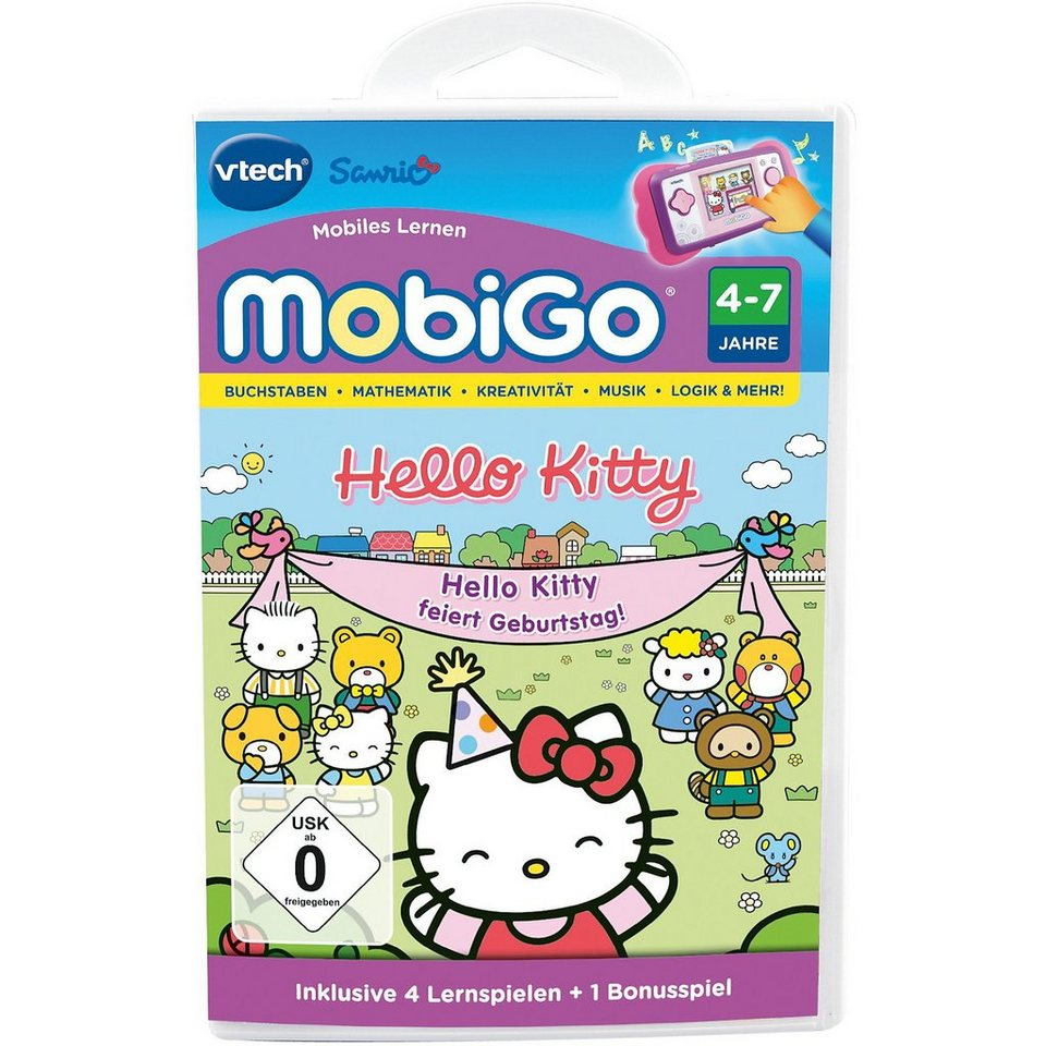 "Vtech® MobiGo Lernspiel ""Hello Kitty"" kaufen"