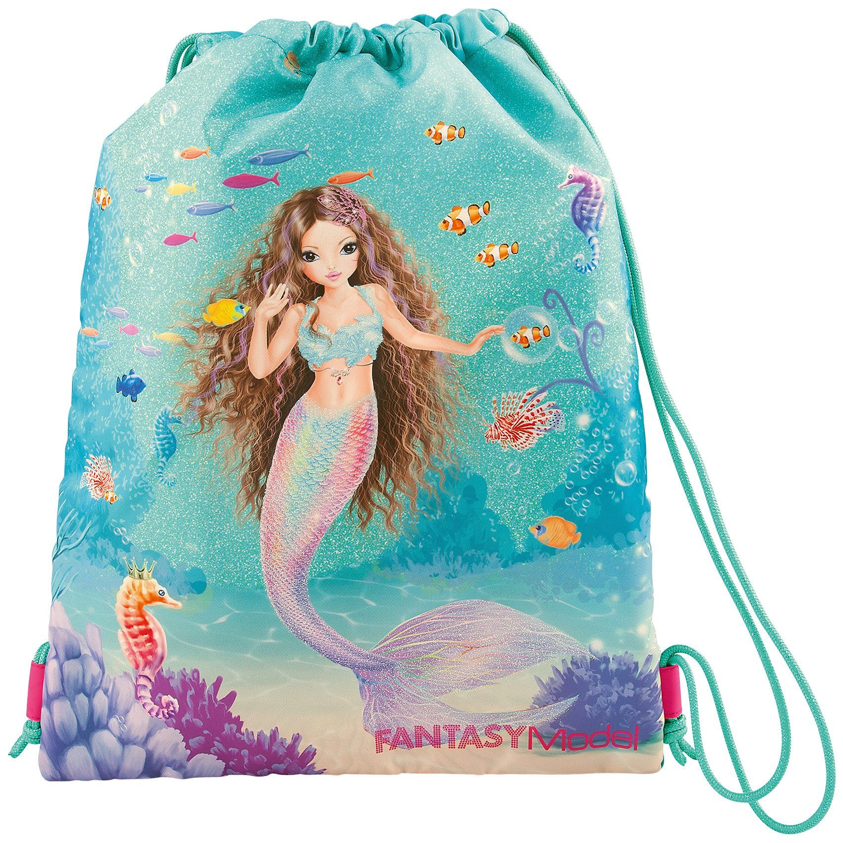 Depesche Fantasy Model Sportbeutel, Mermaid