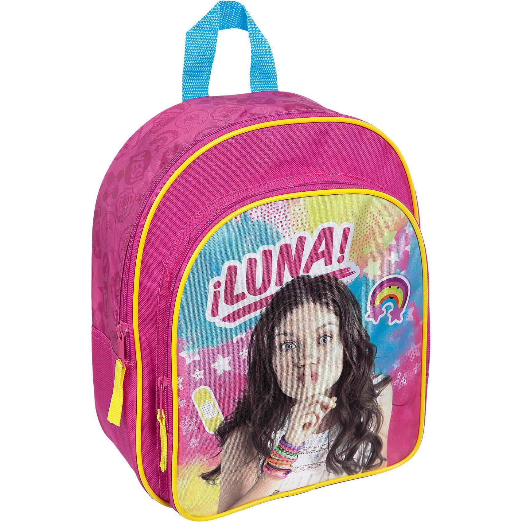 UNDERCOVER Rucksack mit Vortasche Soy Luna