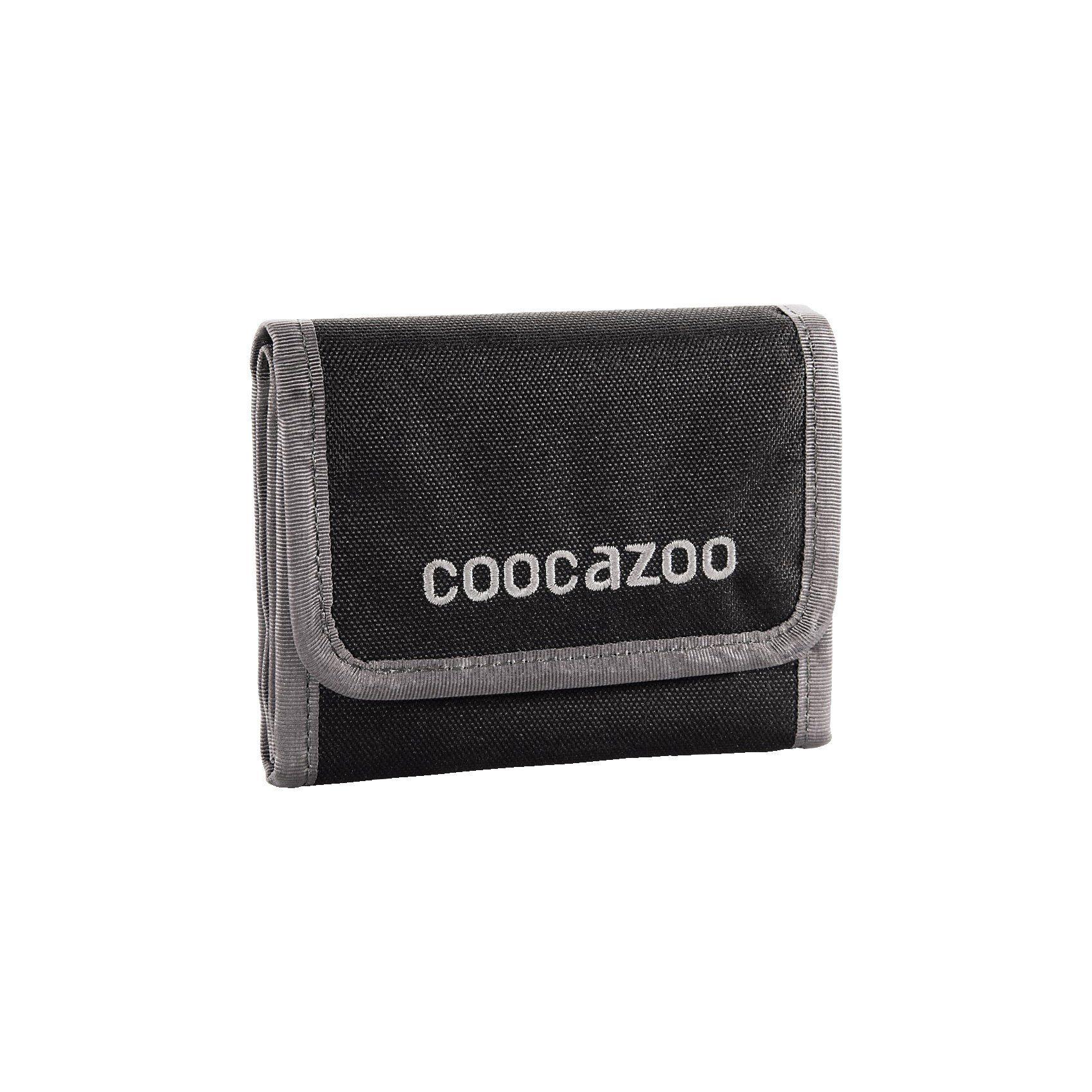 Coocazoo Geldbörse CashDash Beautiful Black