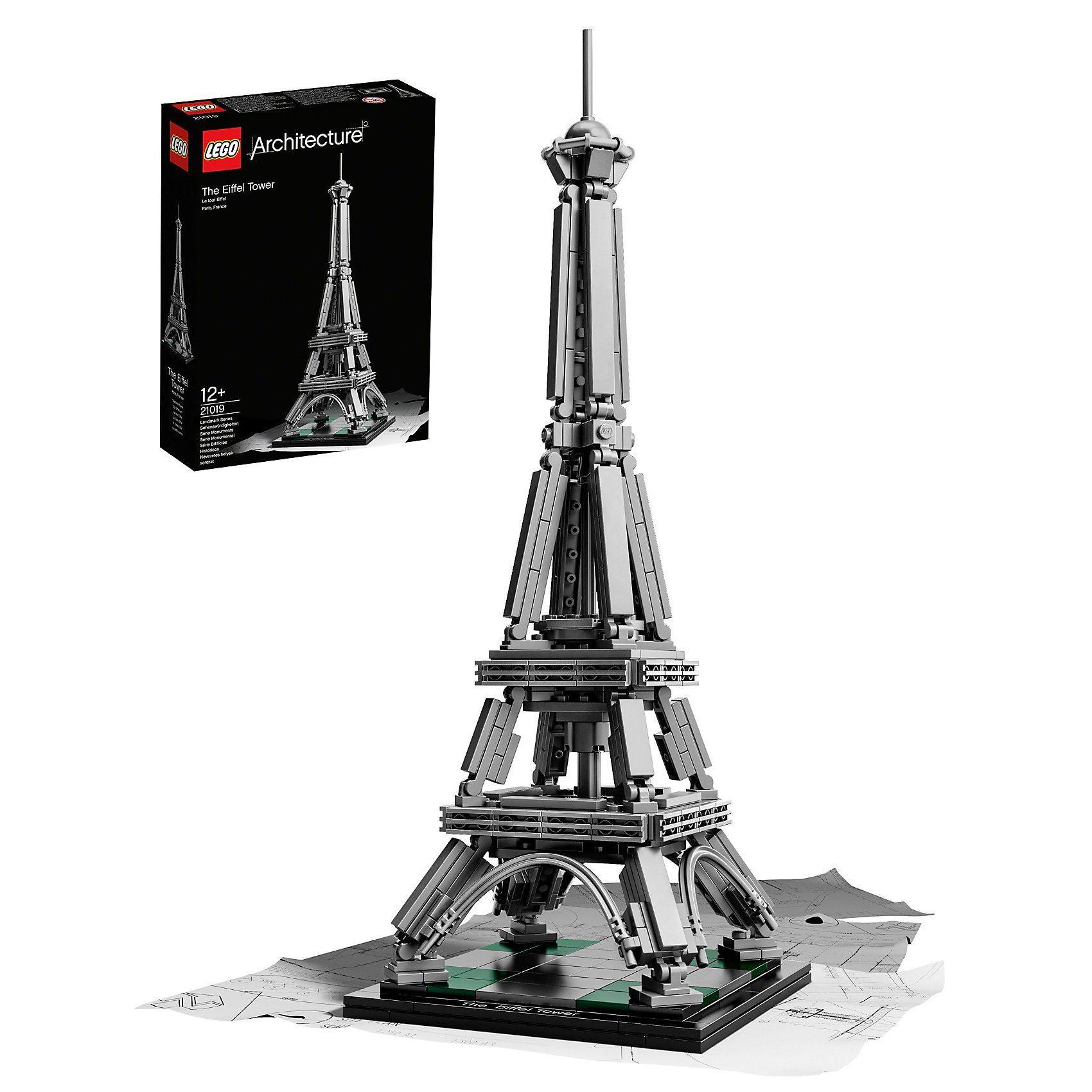 LEGO 21019 Architecture: Der Eiffelturm