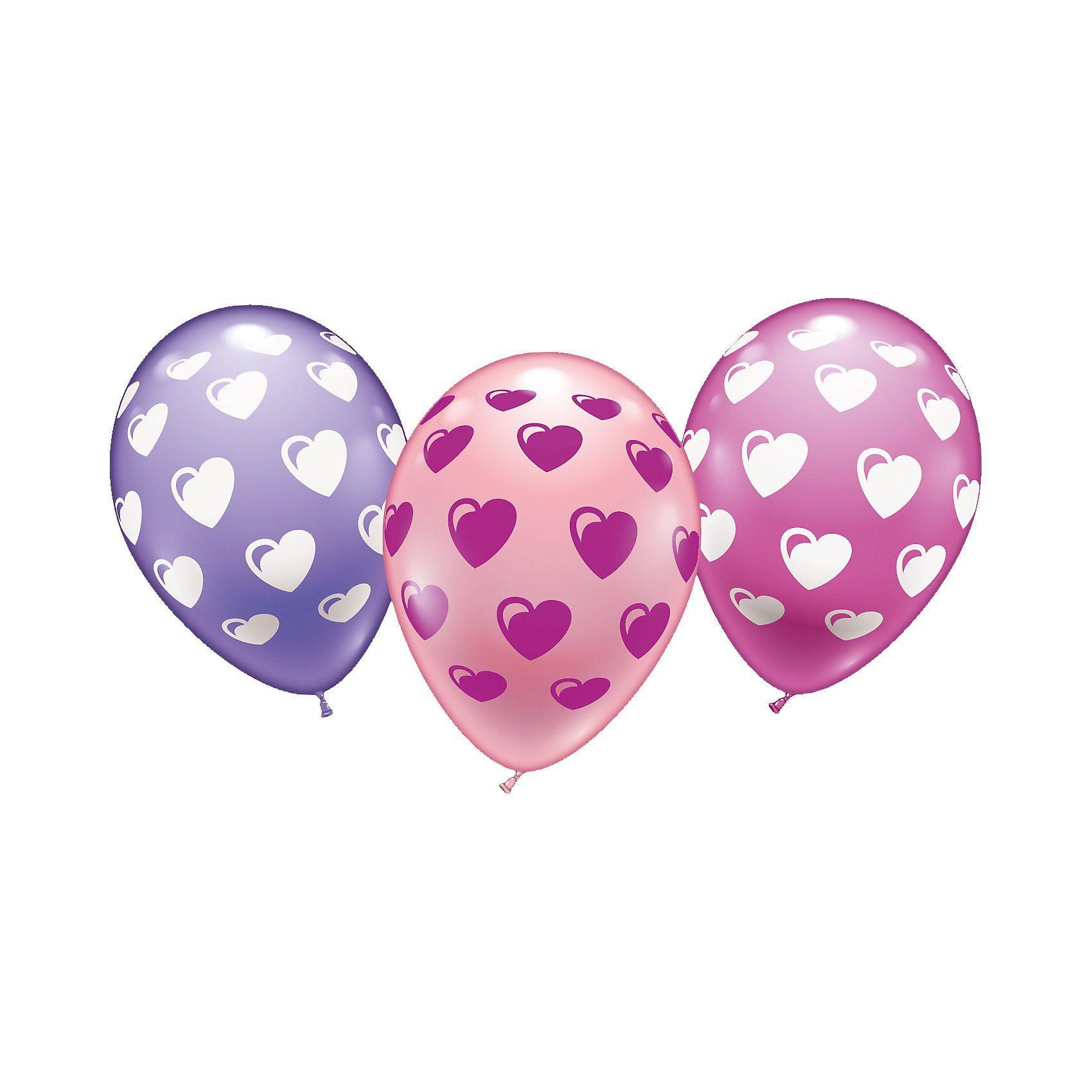 Karaloon Ballons Sweet Heart, 15 Stück