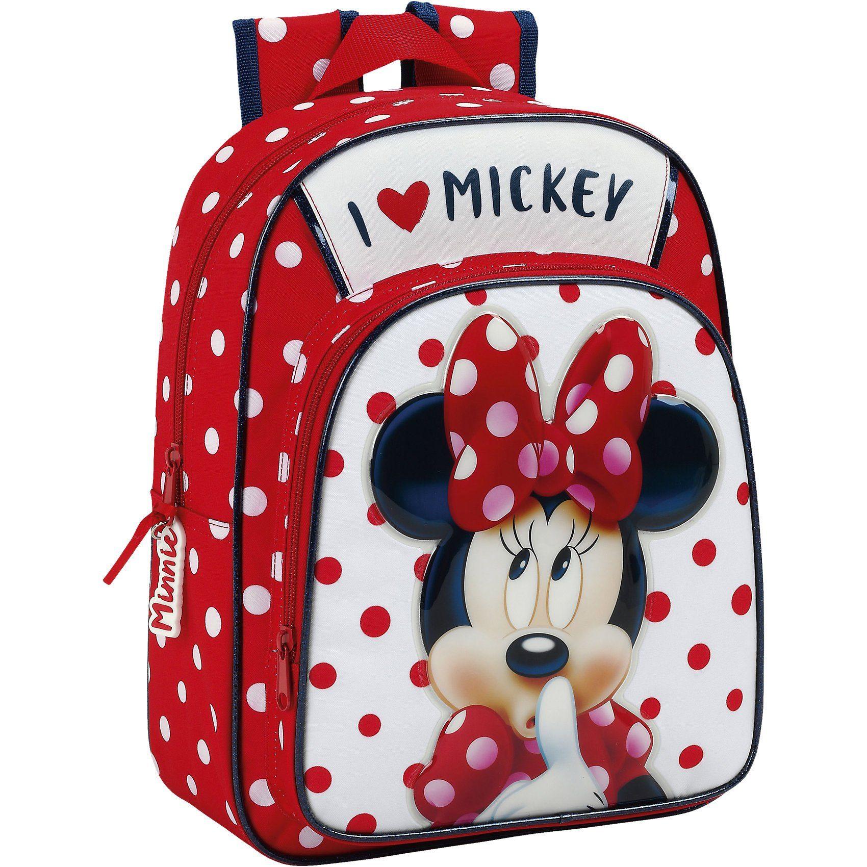 safta Kinderrucksack Minnie Mouse