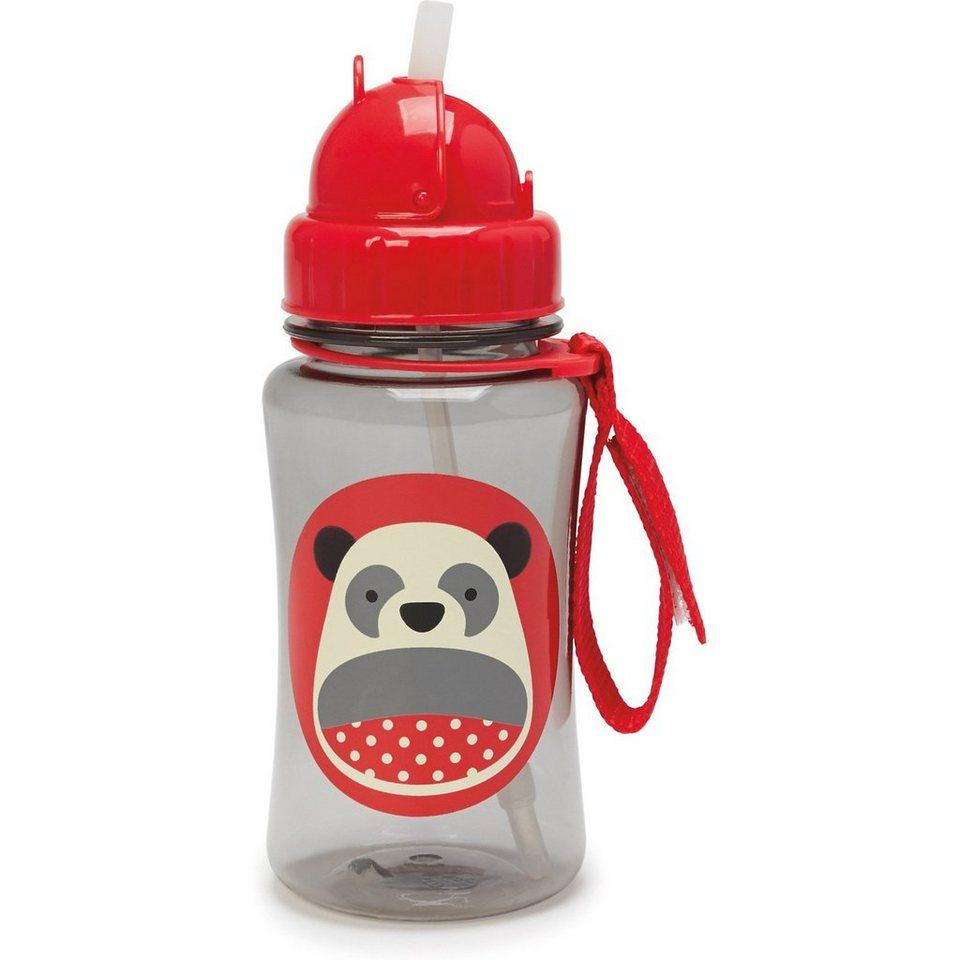 skip hop trinkflasche mit strohhalm panda kaufen otto. Black Bedroom Furniture Sets. Home Design Ideas