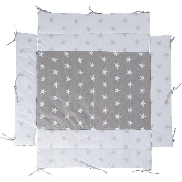 Laufgitter - Roba® Laufgittereinlage little Star grau, 75 x 100 cm und 100 x 10  - Onlineshop OTTO