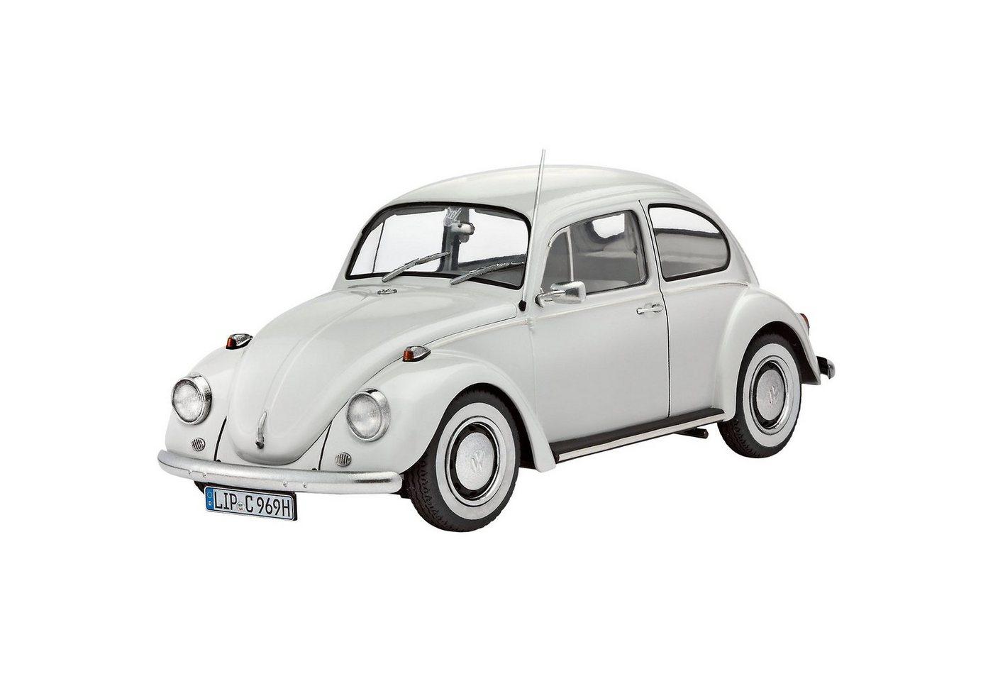 Revell® Modellbausatz VW Beetle Limousine 1968 im Maßstab 1:24