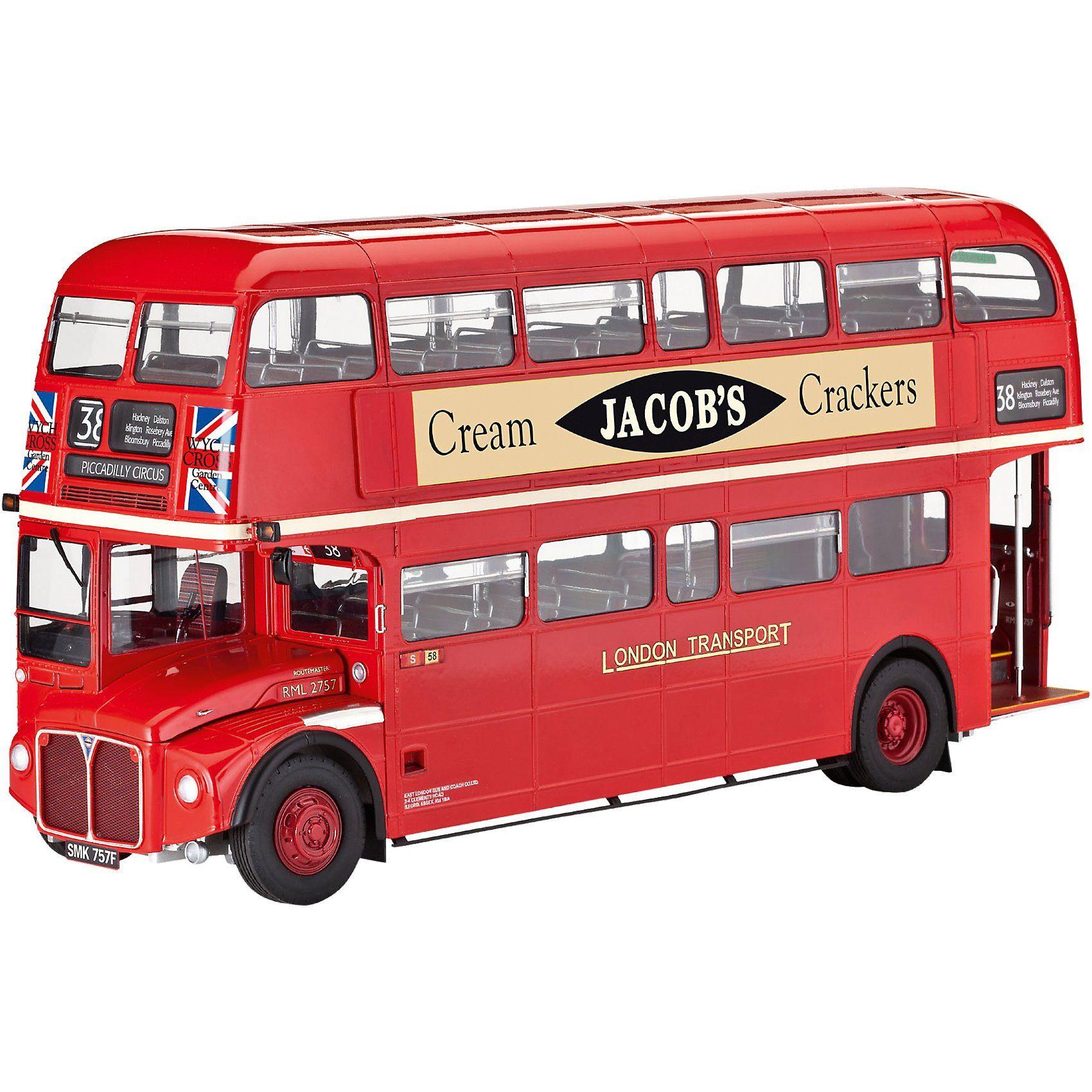 Revell® Modellbausatz London Bus im Maßstab 1:24