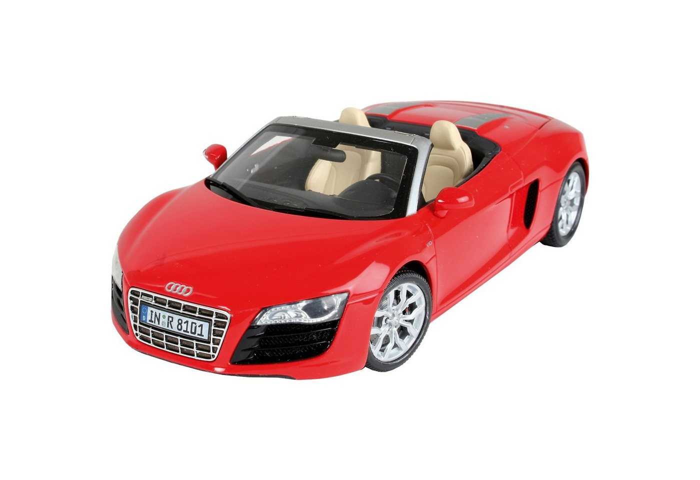 Revell® Modellbausatz Audi R8 Spyder im Maßstab 1:24
