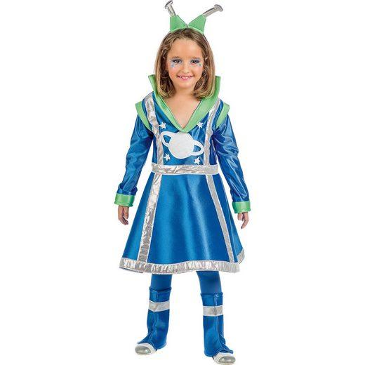 Limit Kostüm Weltall Mond Mädchen, 3-tlg.
