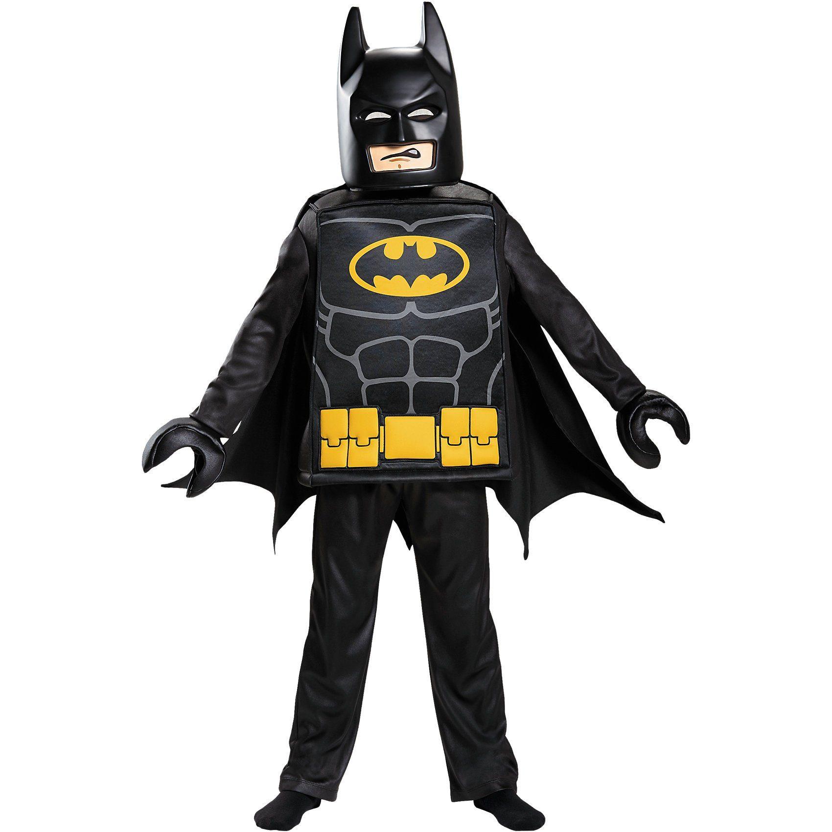LEGO Kostüm Batman Deluxe, 5-tlg.
