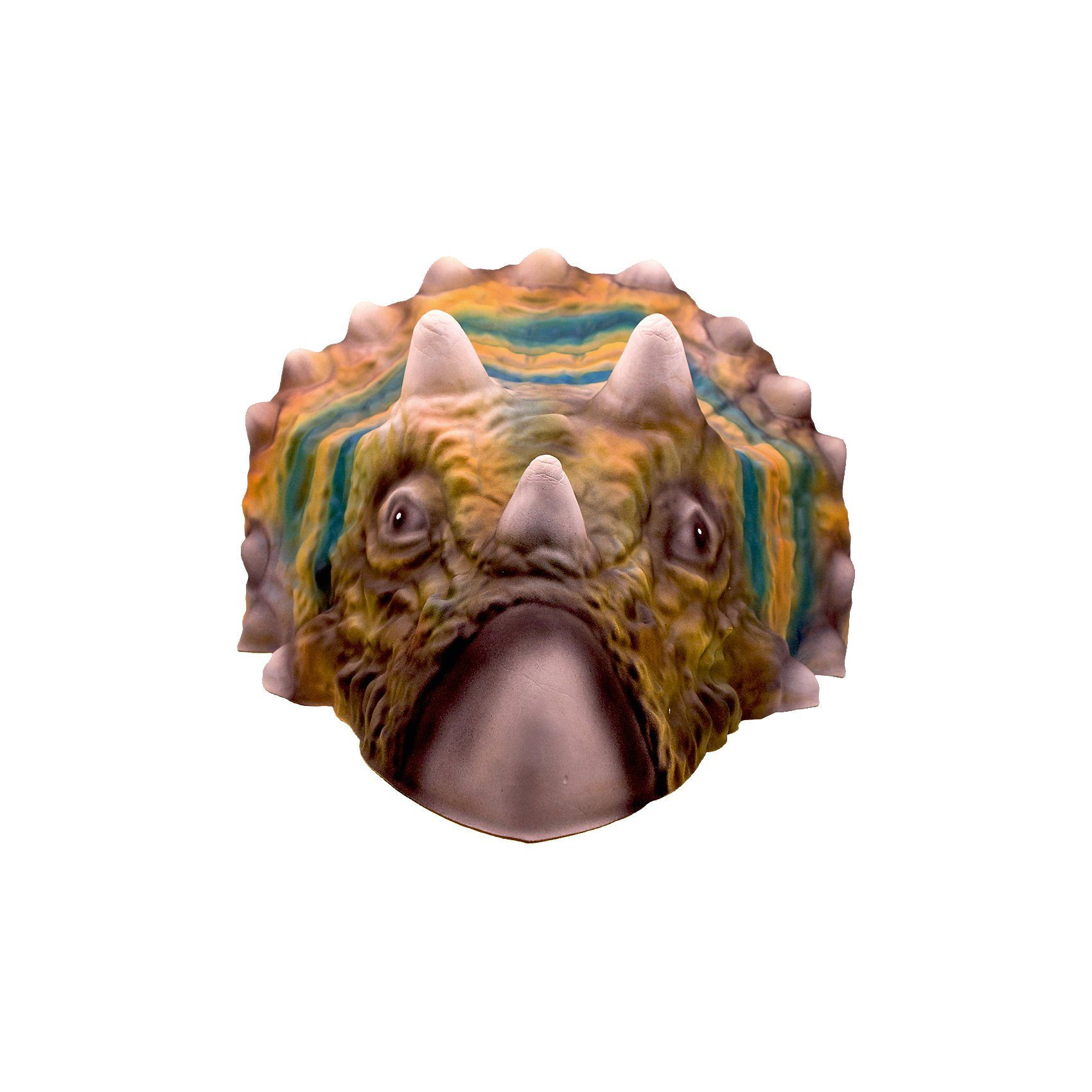 Folat Maske Dinosaurier