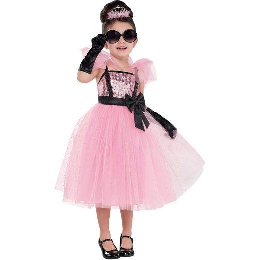 Amscan Kostüm Glam Princess, 4-tlg.