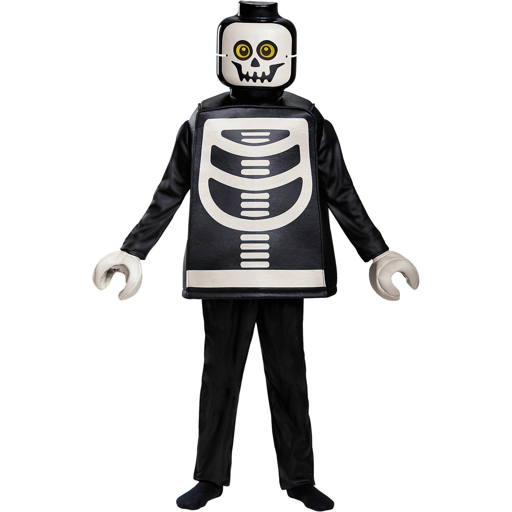 LEGO Kostüm Skelett Deluxe, 5-tlg.