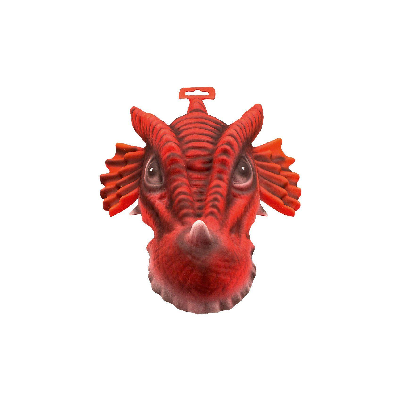 Folat Maske Roter Drache
