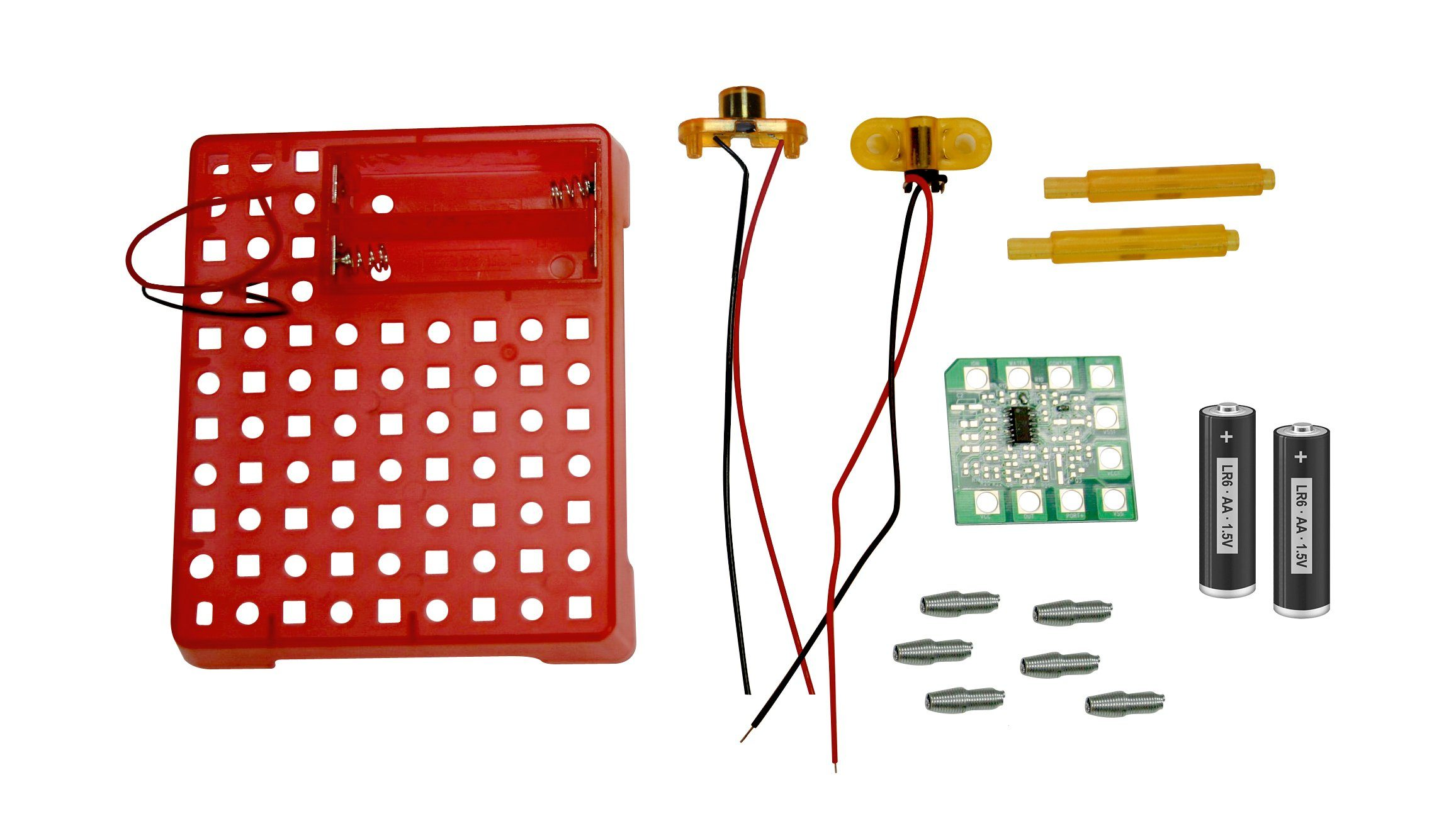 Bresser Junior Experimentierset »Elektronischer Bewegungsmelder«