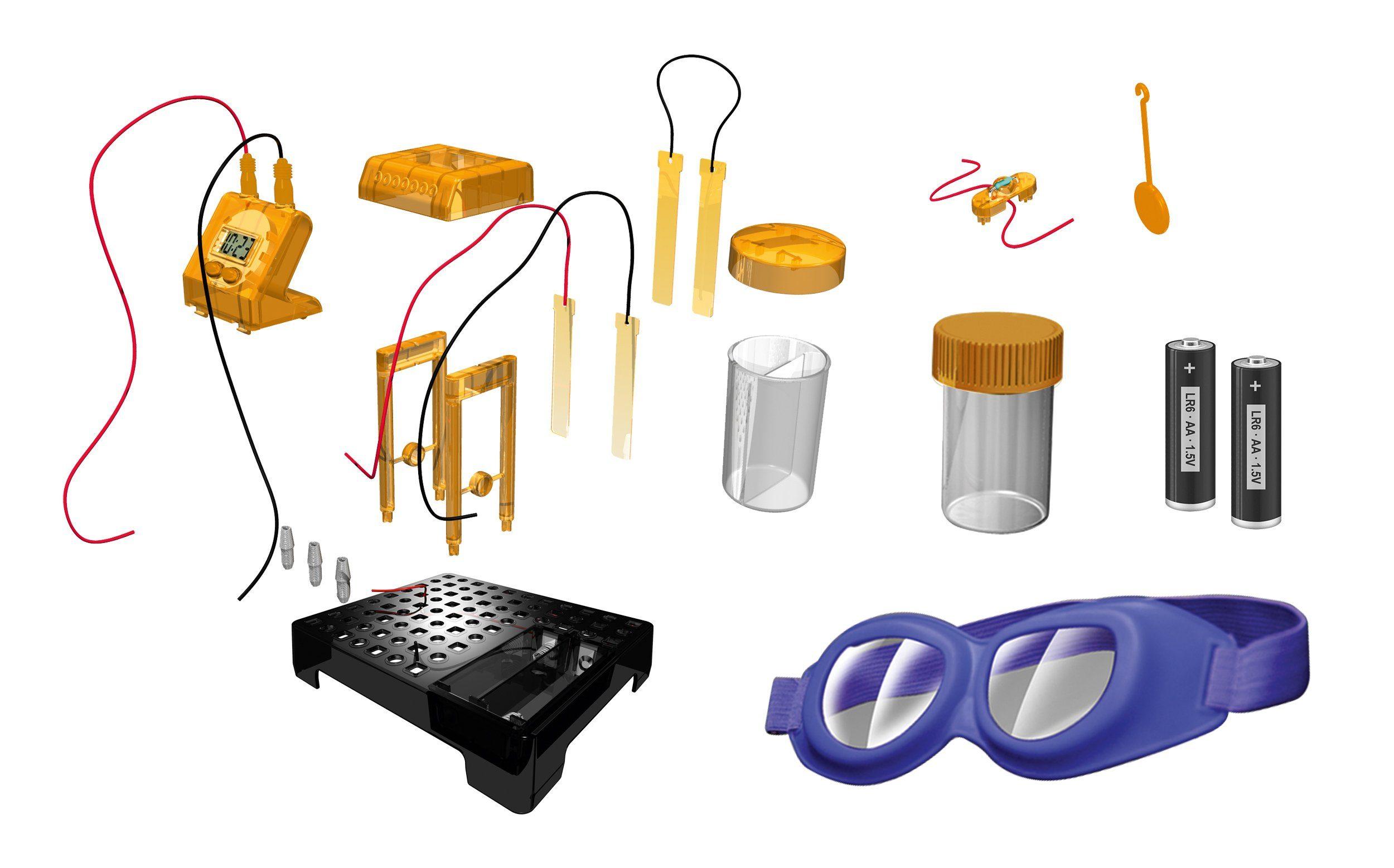 Bresser Experimentierset »Flüssigkeitsbetriebene Uhr«