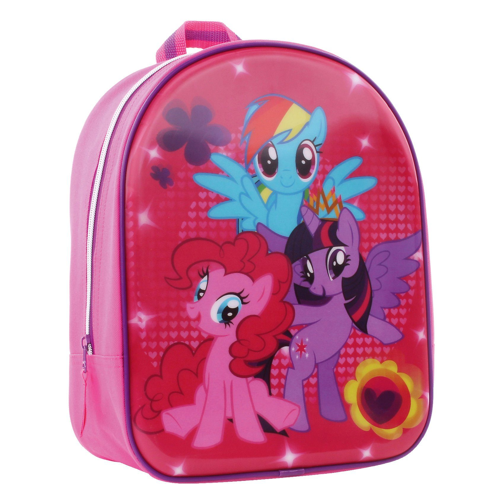 VADOBAG Kinderrucksack Holographic My Little Pony - pink