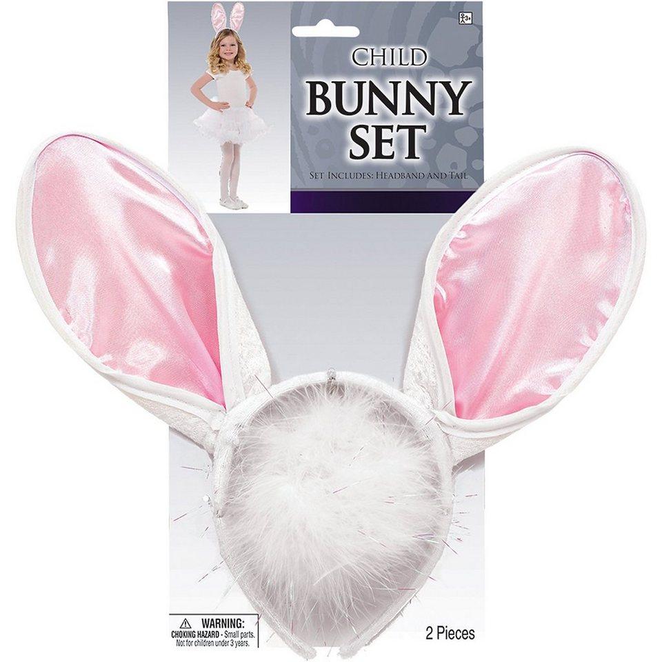 Amscan Accessoire-Set Hase Bunny online kaufen