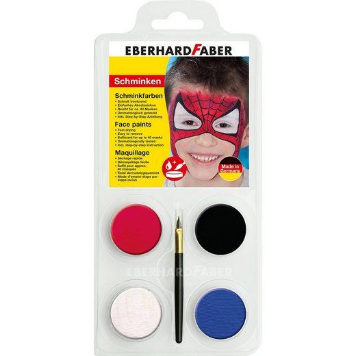 Eberhard Faber Schminkset Spider Man