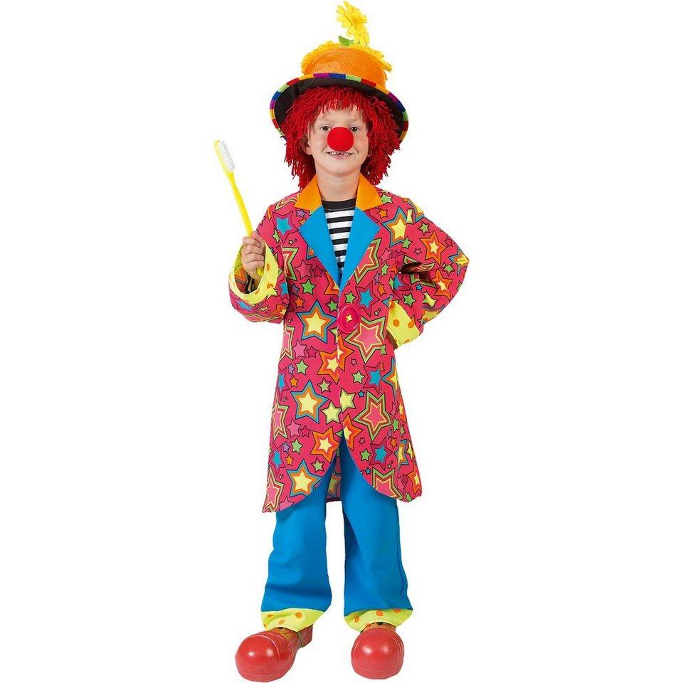 funny fashion kost m clown 2 tlg online kaufen otto. Black Bedroom Furniture Sets. Home Design Ideas