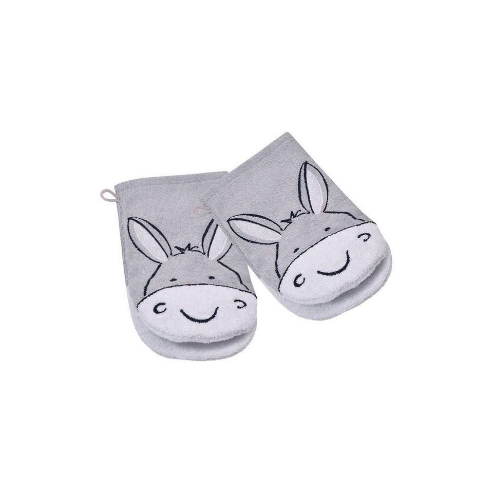 Wörner Spiel- Waschhandschuh 2-er Set, Esel kaufen