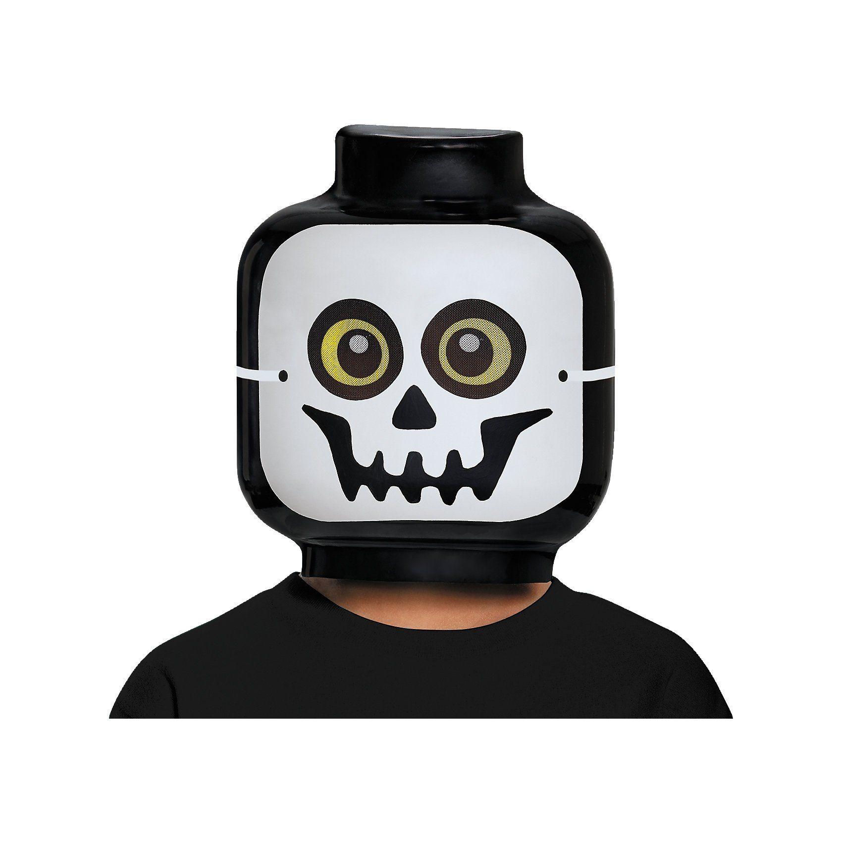 Unisex LEGO® Maske Skelett  | 00039897185149