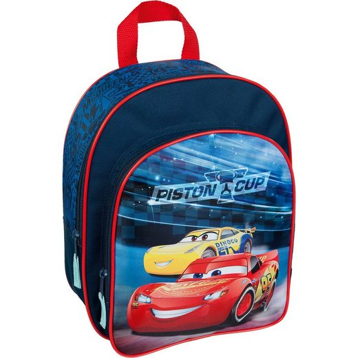 UNDERCOVER Rucksack mit Vortasche Cars