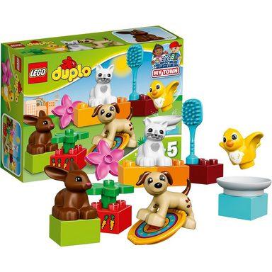 LEGO® 10838 DUPLO: Haustiere